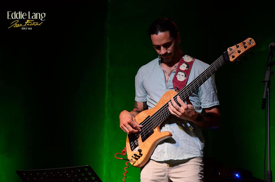 "TJLT | ""Teen Town"" live @ Eddie Lang Jazz Festival, Monteroduni IT"